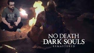 Dark Souls. No Death. Продолжаем траить