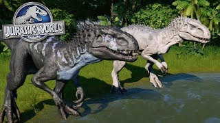 THE INDOMINUS REX SIBLINGS!!! - Jurassic World Evolution FULL PLAYTHROUGH | Ep49 HD
