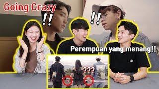 Gambar cover [KOREA REAKSI] TREASURE13 'GOING CRAZY' COVER Alphiandi & Reza Darmawangsa | K-pop Cover Reaction
