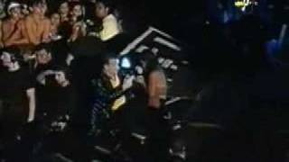 U2 - Velvet Dress/With or Without You -Popmart Sao Paulo 98