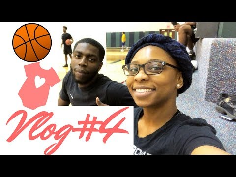 Vlog Its Baby Girl Shower Gym Day With Bae