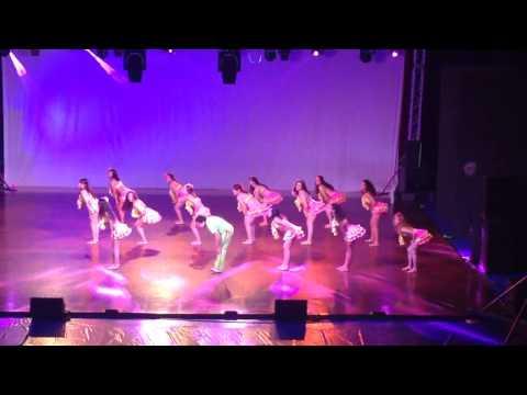 Você chegou (Danza Afrobrasileña Semana de la Cultura XXXIX)