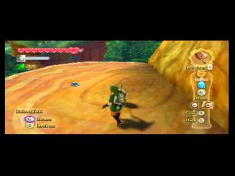 legend of zelda skyward sword    Part 32 the water dragon lake floria
