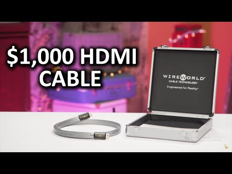 $1,000 HDMI Cable!? - Useless Tech Over $100 Ep. 1
