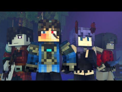 """Be Afraid"" - A Minecraft Music Video ♪"