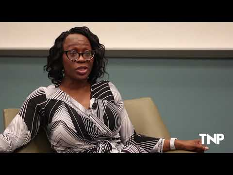 Nina Turner gives an overview of Our Revolution