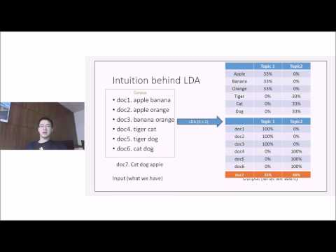 Topic Modeling with LDA