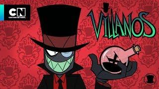 Videos de Orientación para Villanos: Los casos perdidos de Saltadilla    Villanos   Cartoon Network