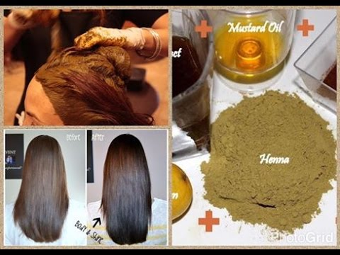 Mehndi For Shiny Hair : Simple secrets henna hair pack super soft shiny silky in