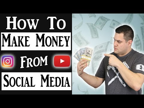 How to Make Money on Social Media in 2019 (5 EASY WAYS)