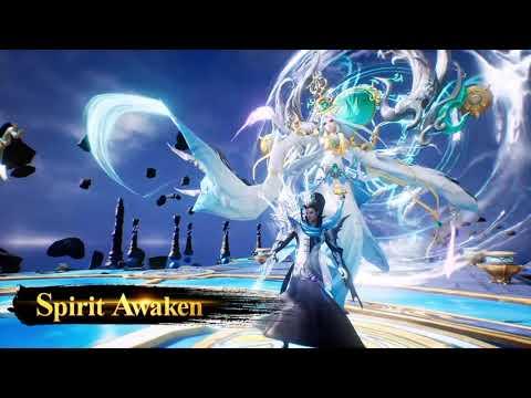Phenomenal Fantasy MMO Starsurge Rising Game video