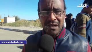 بالفيديو والصور.. لجنة تقيم امتحان الجبر بإعدادية البحر الاحمر: الامتحان صعب