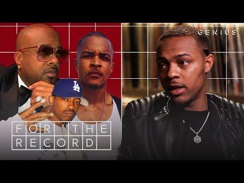 Bow Wow Admits T.I., Jadakiss, Da Brat, and Kurupt Wrote His Lyrics | For The Record