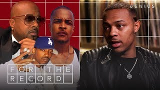 Bow Wow Admits T.I., Jadakiss, Da Brat, and Kurupt Wrote His Lyrics | For The Record thumbnail