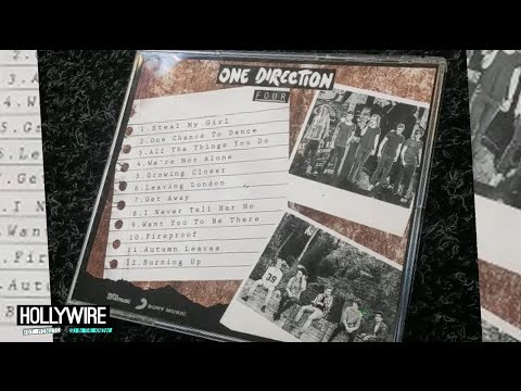 One Direction New Album 'Four' Sneak Peek! - YouTubeOne Direction Over Again Album Cover