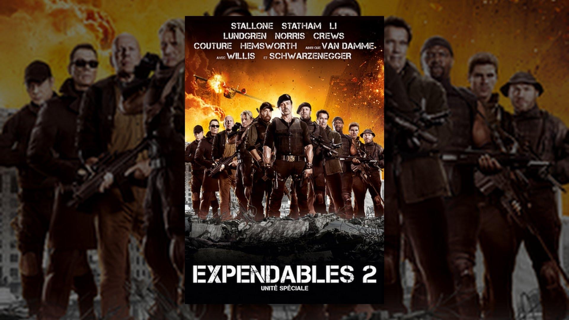 Download Expendables 2 : unité spéciale (VF)