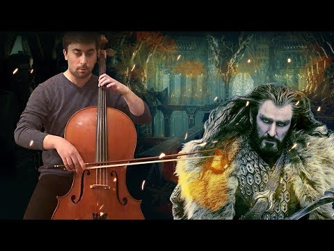 The Misty Mountains Cold - The Hobbit  Cello Cover