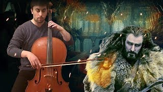 The Misty Mountains Cold - The Hobbit | Cello Cover
