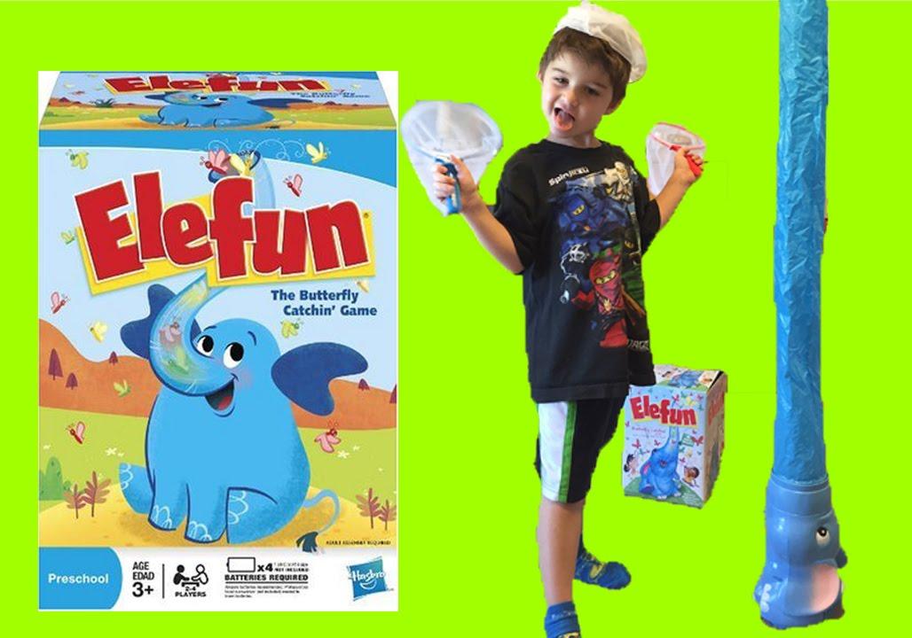 Elefun Game for Kids - YouTube