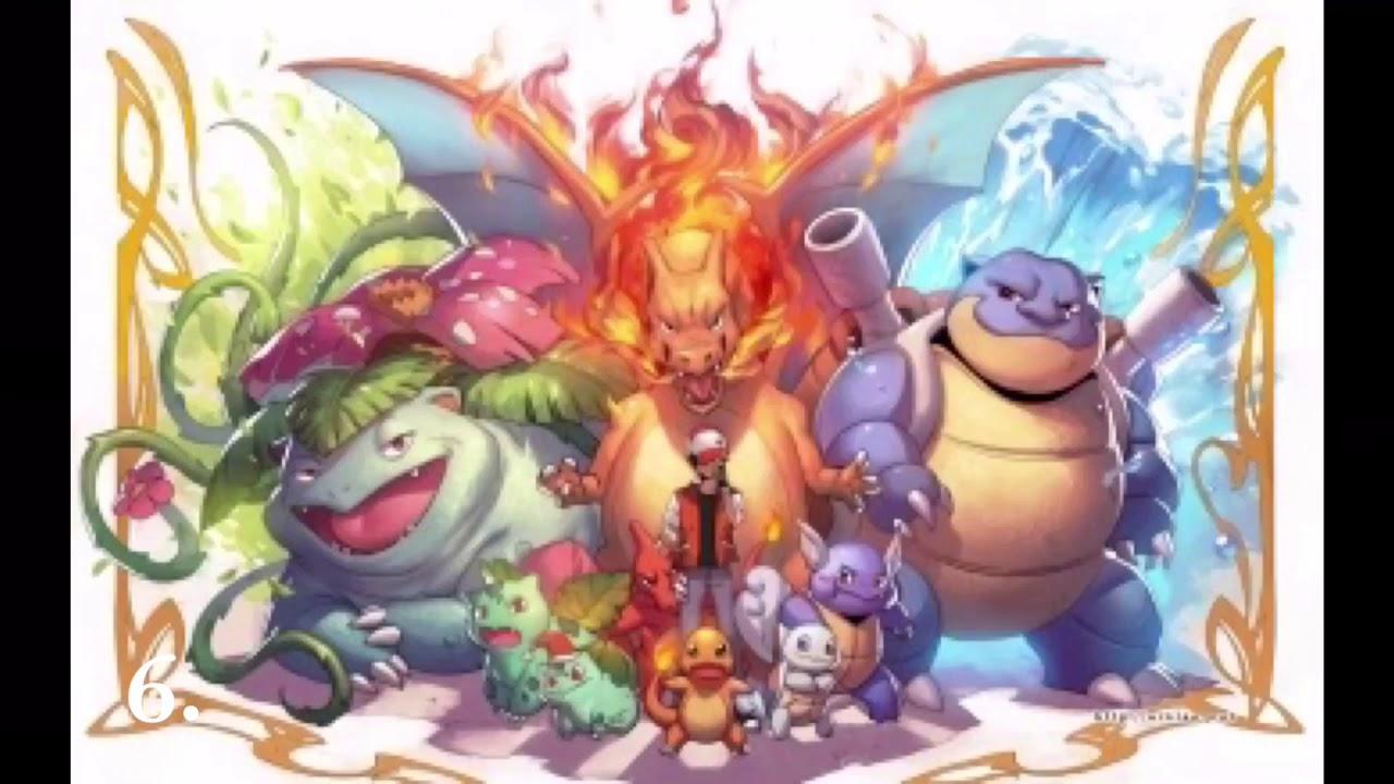 15 Pokemon Wallpapers Youtube
