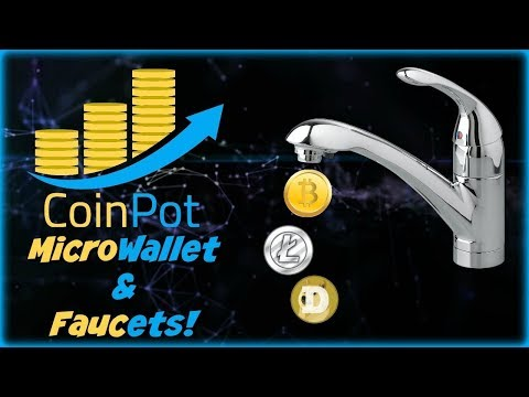 CoinPot Faucets Bitcoin Dogecoin Litecoin Faucets - Speed Up your GHS on Eobot