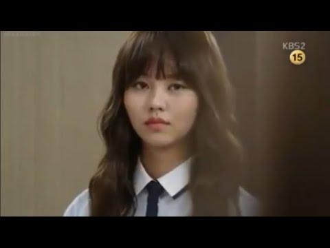 Eun Byul vs Kang So Young ll Eun Byul's come back. School 2015
