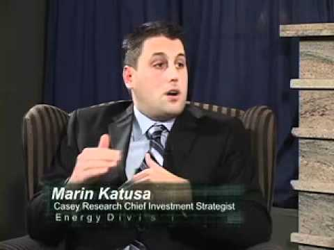 Marin Katusa:  Oil, Gas and Mining - Jan. 22