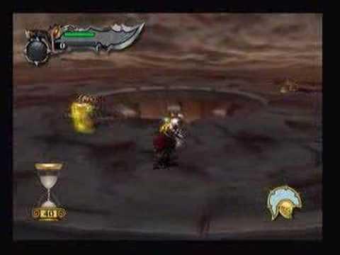 God of War Challenge of the Gods 1