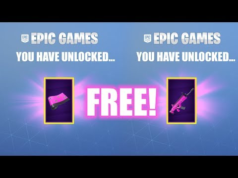 HOW TO GET CUDDLE HEARTS WRAP FOR FREE - Fortnite Battle Royale