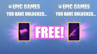 HOW TO GET CUDDLE HEARTS WRAP FOR FREE! - Fortnite Battle Royale