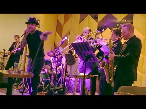 Franky Perez & The Dirty featuring The Filthree Horns - Rude