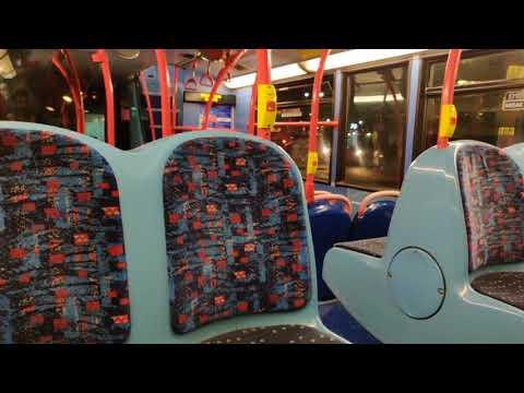 Bus Journey On (then Abellio) Route 452 - Enviro400 Euro 4