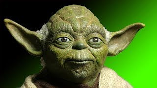 Hot Toys Star Wars Yoda 1/6 Scale Action Figure Review