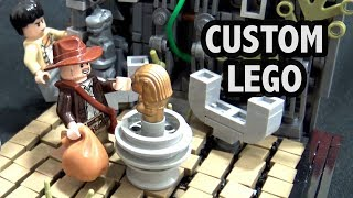 Indiana Jones Scenes in LEGO | BrickFair Virginia 2017