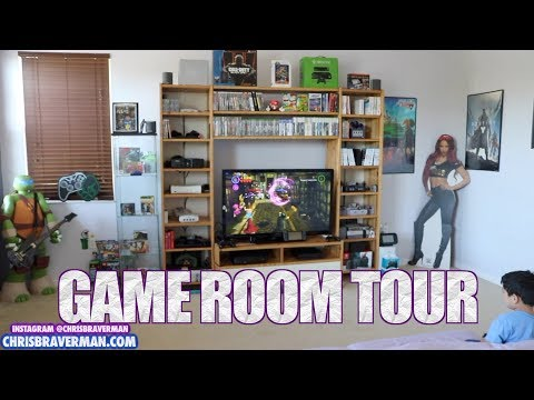 My Game Room : Tour
