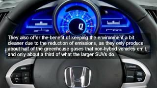 Best hybrid cars 2013: simply amazing technology