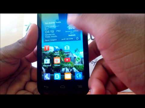 ALCATEL ONE TOUCH C3 POP