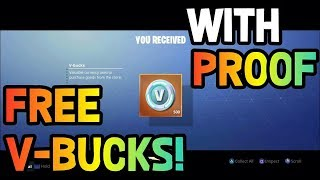 *100% WORKING* Brand New Unlimited V-Bucks Glitch On Fortnite! (Fortnite Battle Royale)
