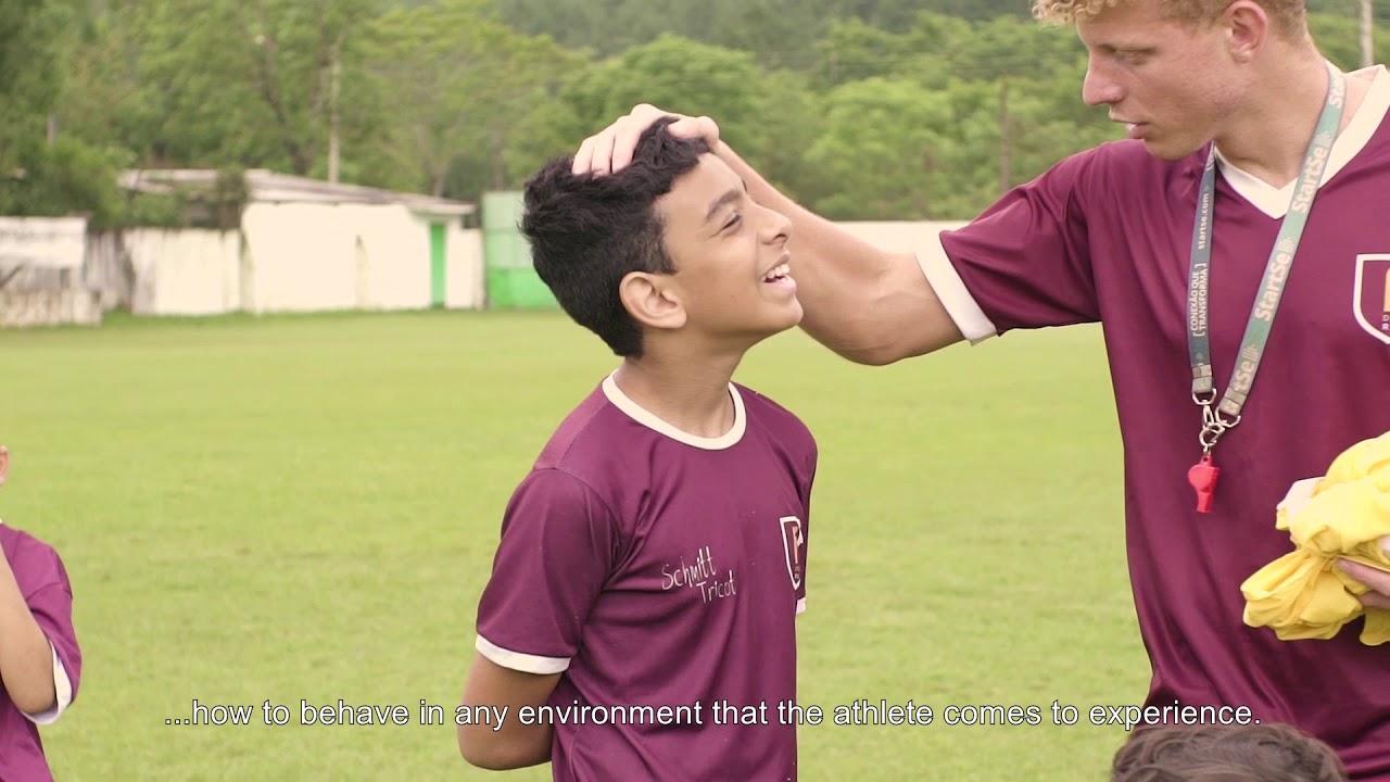 Filme Futebol Total Intercâmbio
