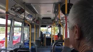 Pace Bus Ride Bus 6783 Route 307 Part 2 Harlem & Roosevelt to Harlem Green Line