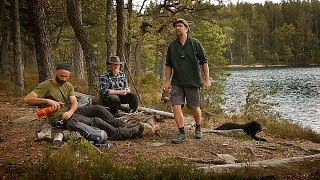 Camping, Hiking And Canoeing Adventure