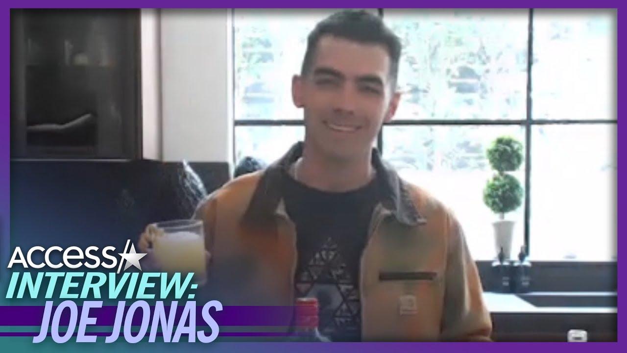 Joe Jonas Looks Back At Vegas Wedding w/ Sophie Turner