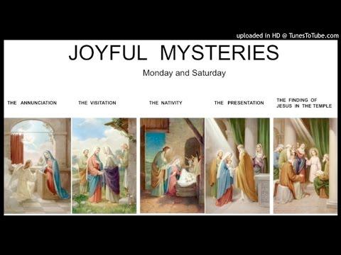 Rosenkransens glederike mysterier (norsk)