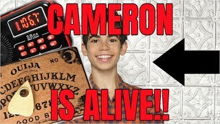 NEW EVIDENCE on Cameron Boyce *His Spirit Ask for Help* UNREAL!!!