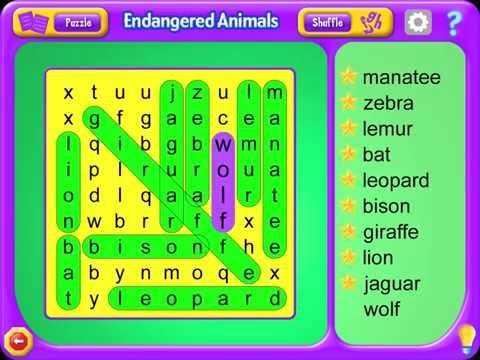 Word Search (Android & iOS)