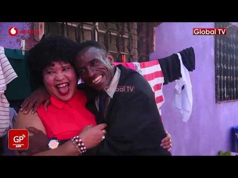 MTOTO Wa Baba DIAMOND Alivyotinga Nyumbani Kwake
