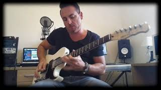 Fret-King® Country Squire Classic demo by Endorser Curtis Senior