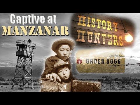 Manzanar! Japanese-American Internment Camp During World War II