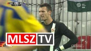 Sós Bence gólja a DVTK – Mezőkövesd Zsóry FC mérkőzésen