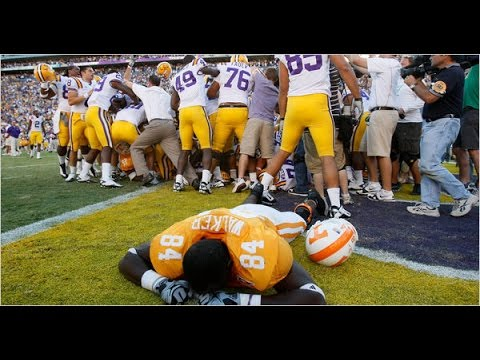 October 2, 2010 - Tennessee vs #12 LSU
